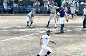 野球部試合