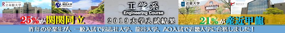 2019工学系大学入試結果